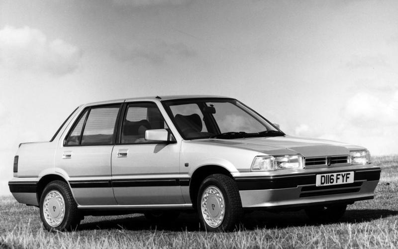 Rover 200 (1984)