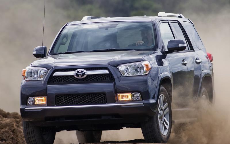 Toyota 4Runner (2009)