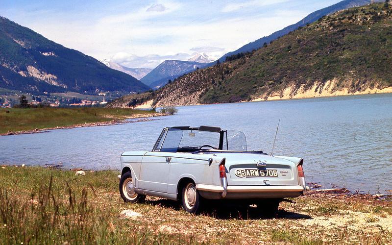 Triumph – Herald, 1959-1970: 464,238