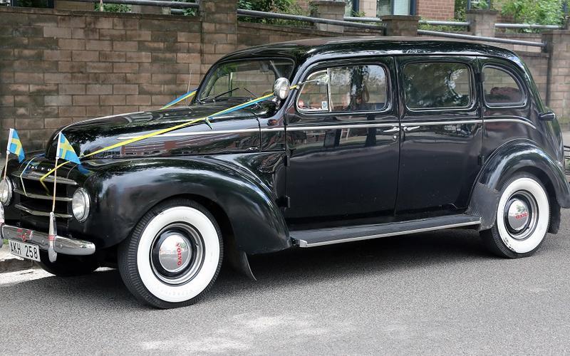Volvo PV831