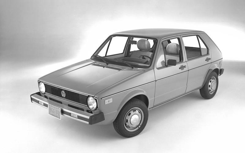19. Volkswagen Rabbit (1979)