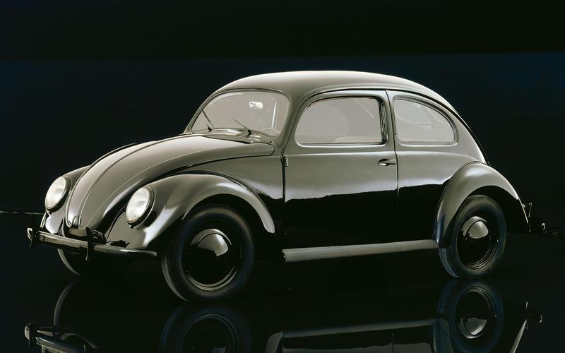 1945: Volkswagen Beetle