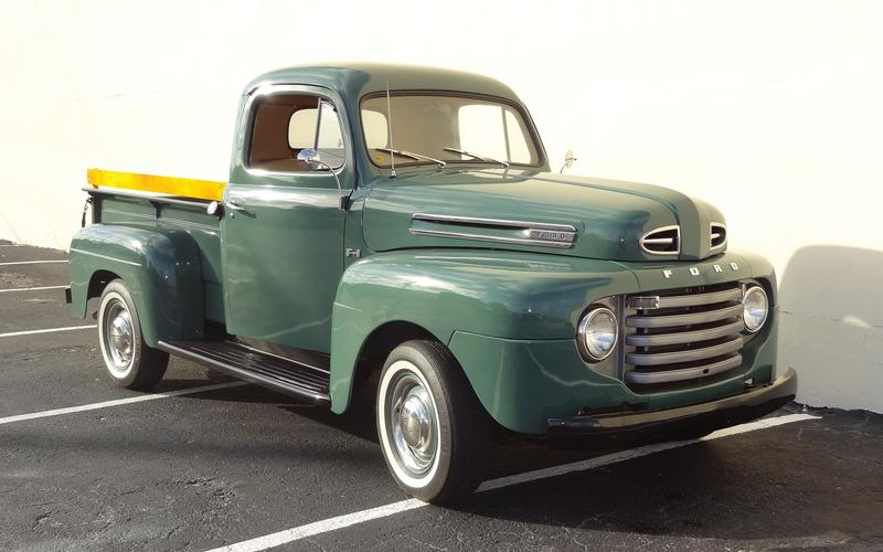 1947 – Ford F-Series