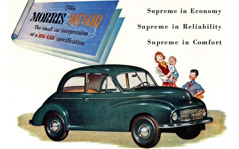 1948: Morris Minor