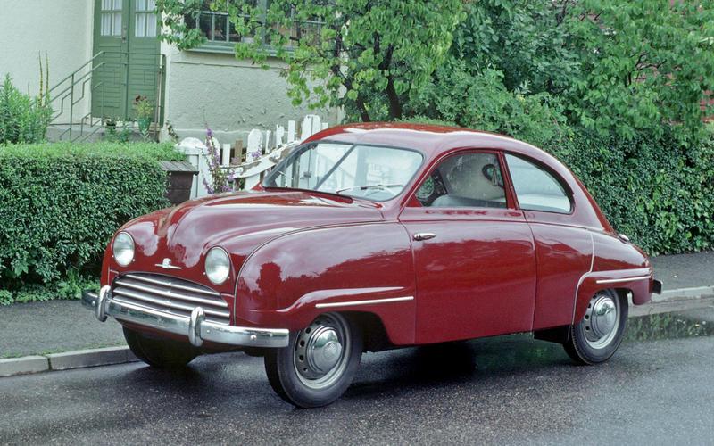 1949 - Saab 92