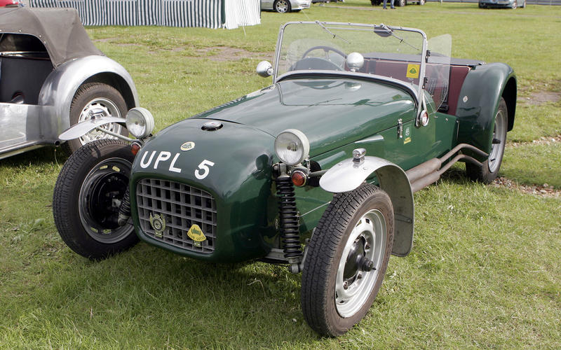1952: Lotus MkVI