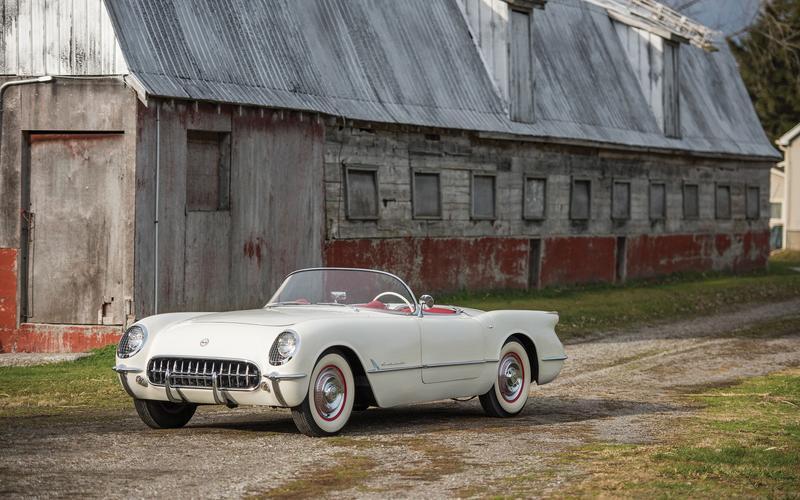 1953: Chevrolet Corvette