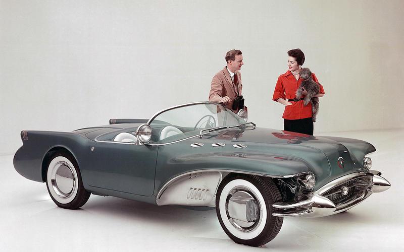 Buick Wildcat II (1954)