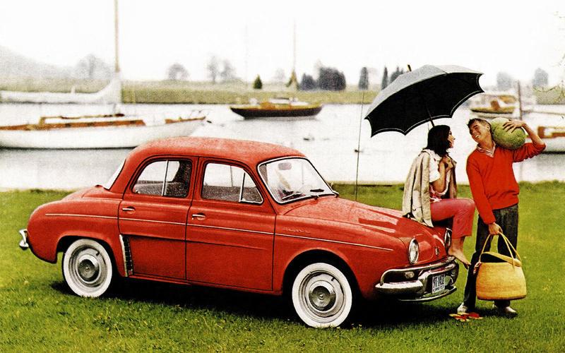 1956 - Renault Dauphine