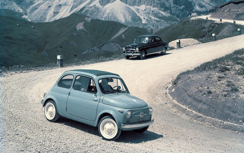 1957 - Fiat 500