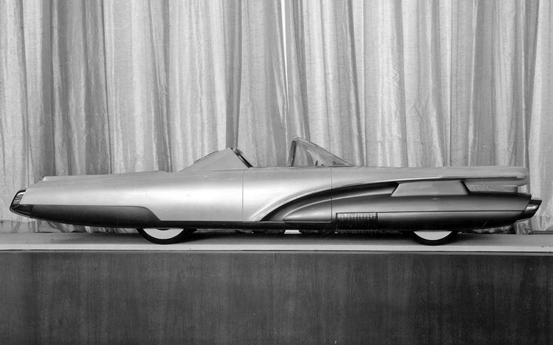 Ford X-1000 (1957)