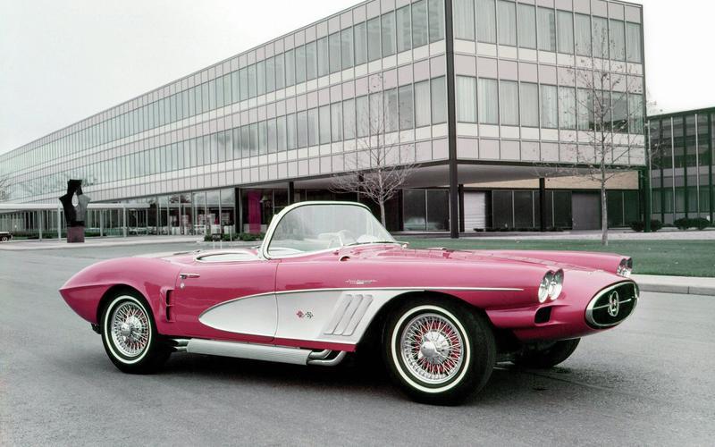 XP-700 Corvette (1958)