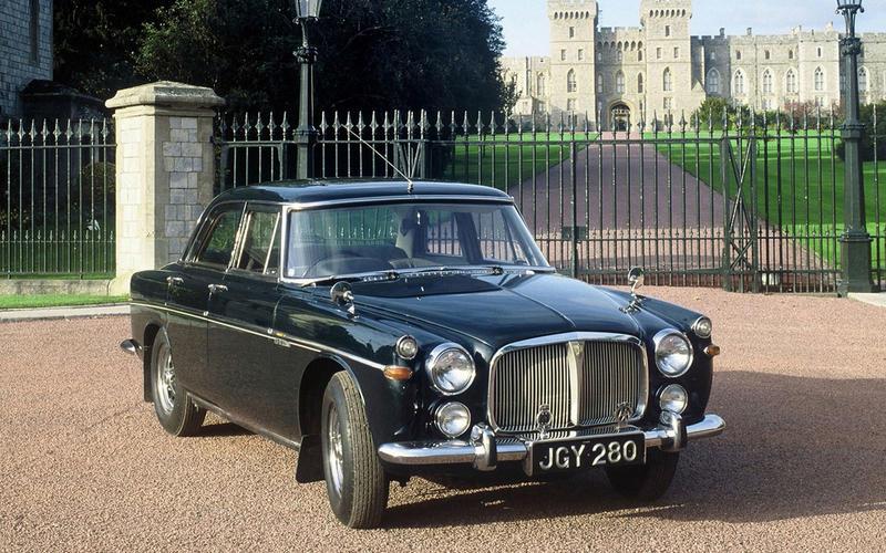 1958 - Rover P5
