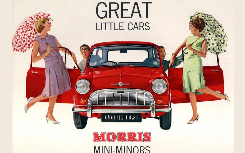 1959 - BMC Mini