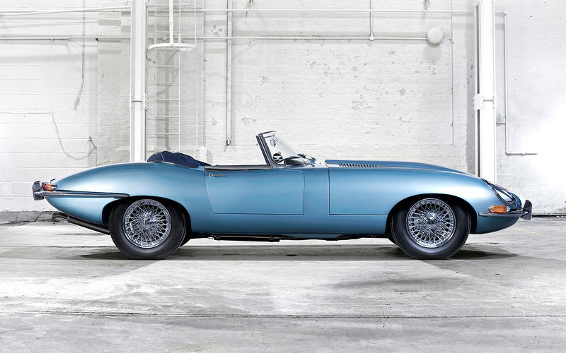 1961: Jaguar E-Type