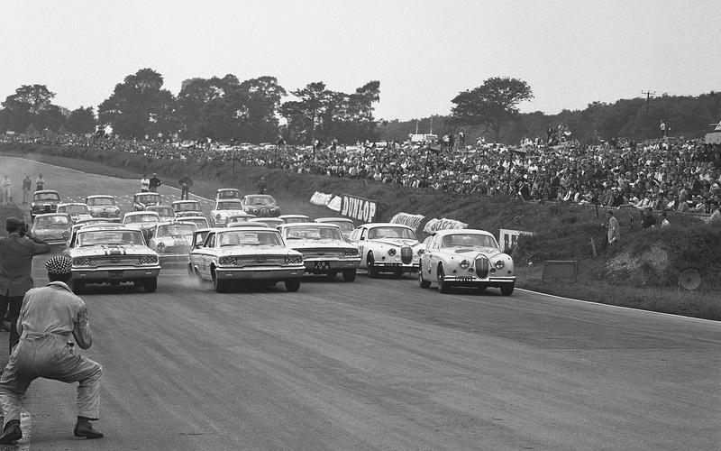 1963: Sears wins again as giant Galaxie tops mighty Mini