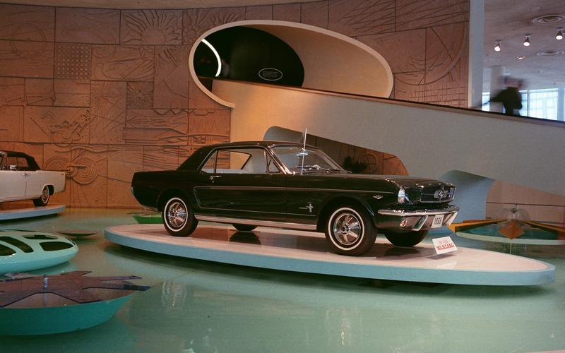 1964: Ford Mustang
