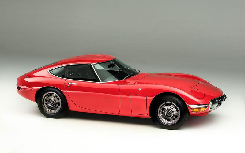 1967: Toyota 2000GT