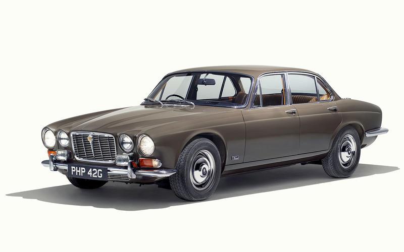 1968: Jaguar XJ