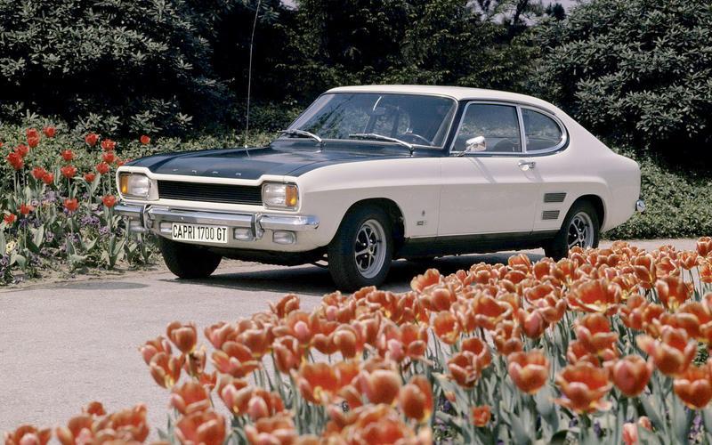 1969: Ford Capri