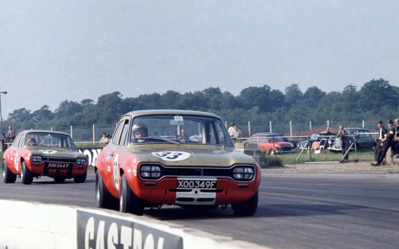 1969: The rise of the Ford Escort