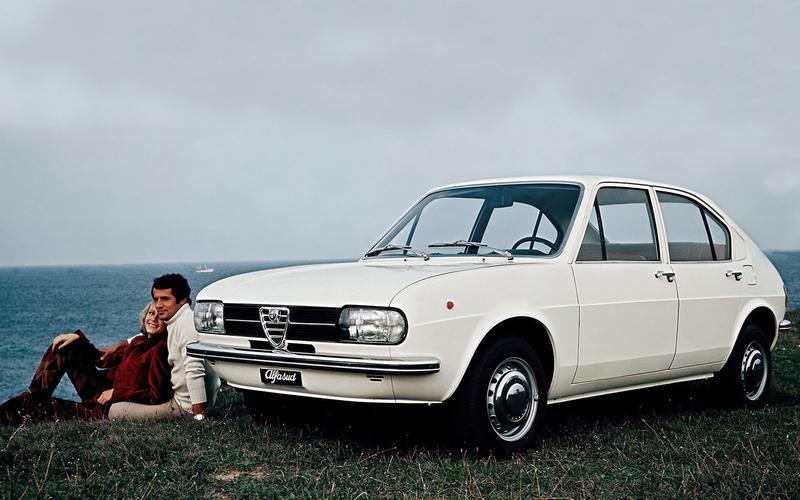 1971: Alfa Romeo Alfasud