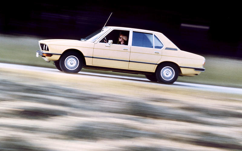 1972: BMW 5 Series (E12)