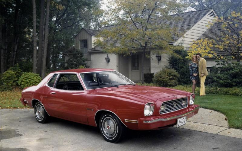 1973 – Ford Mustang II