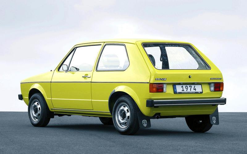 1974: Volkswagen Golf