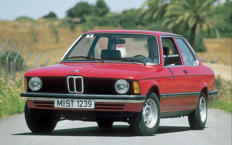1975 - BMW 3 Series (E21)