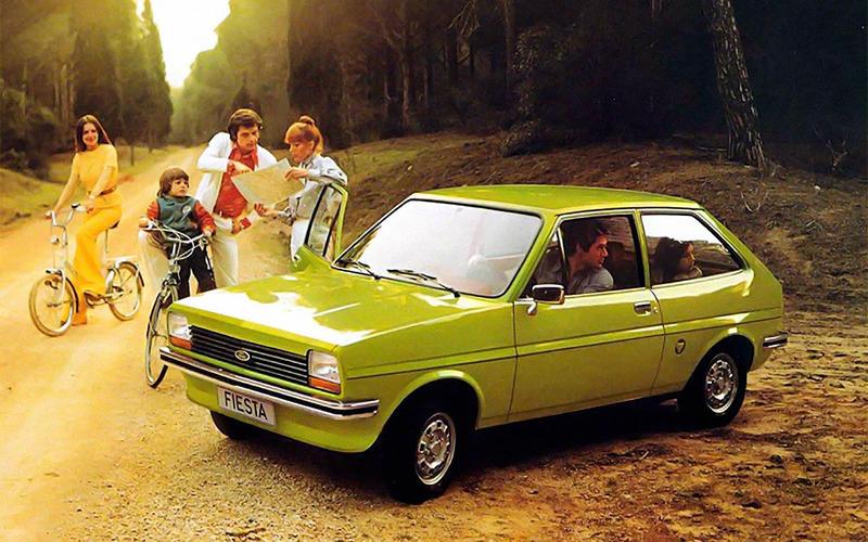 1976: Ford Fiesta