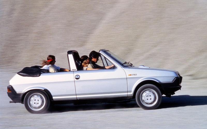 1978: Fiat Ritmo/Strada