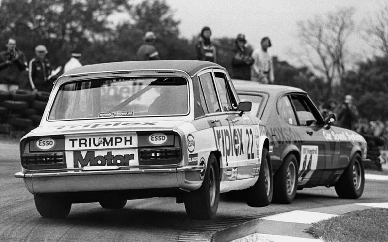 1979: Triumph can sprint with the best