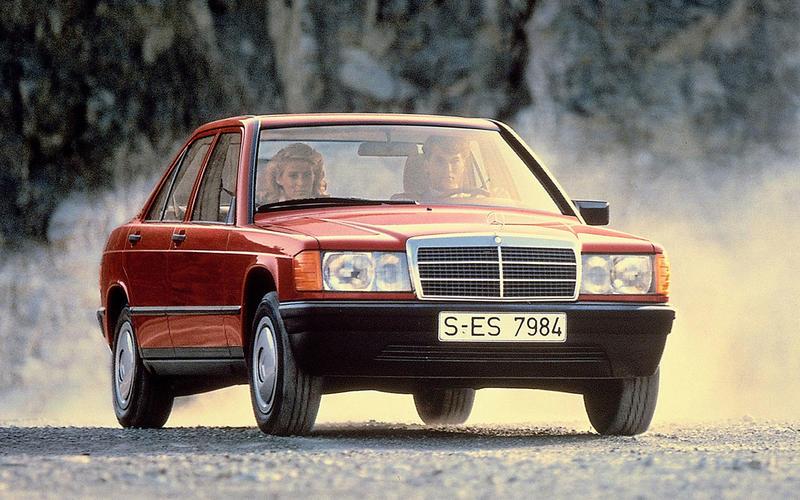 1982 - Mercedes-Benz 190