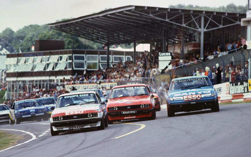 1982: Capri vs SD1