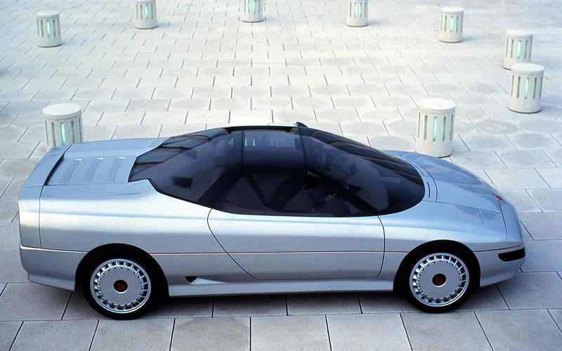 MG E-XE (1985)