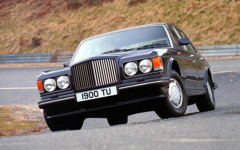 1985 - Bentley Turbo R