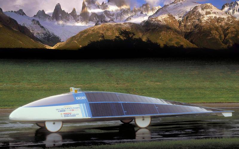 GM Sunraycer (1987)