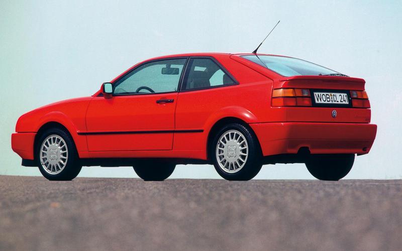 1988 - Volkswagen Corrado