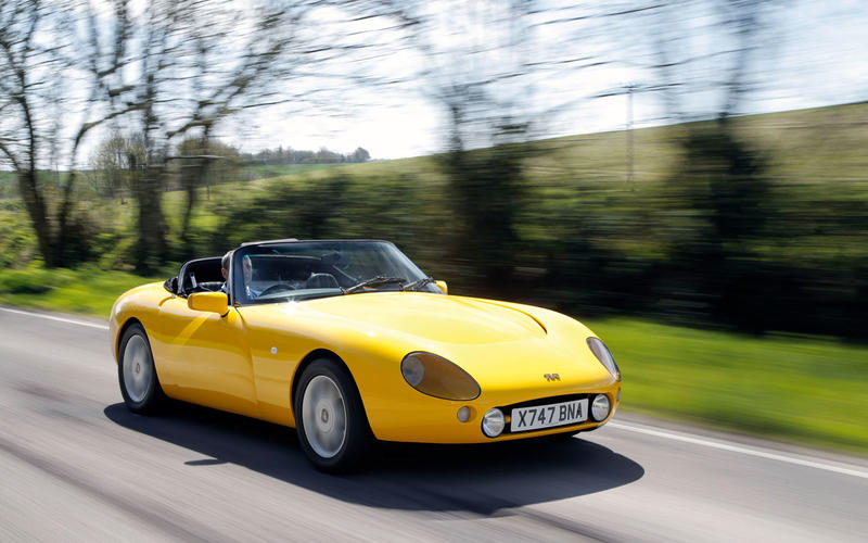 1991 - TVR Griffith