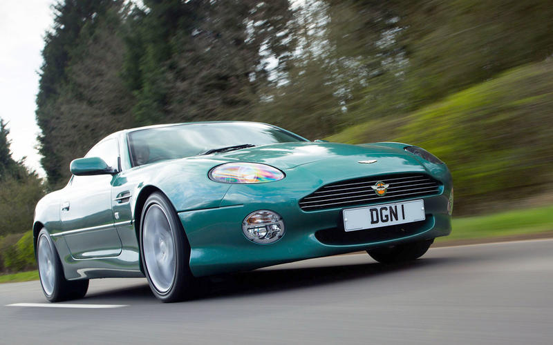 1993 - Aston Martin DB7