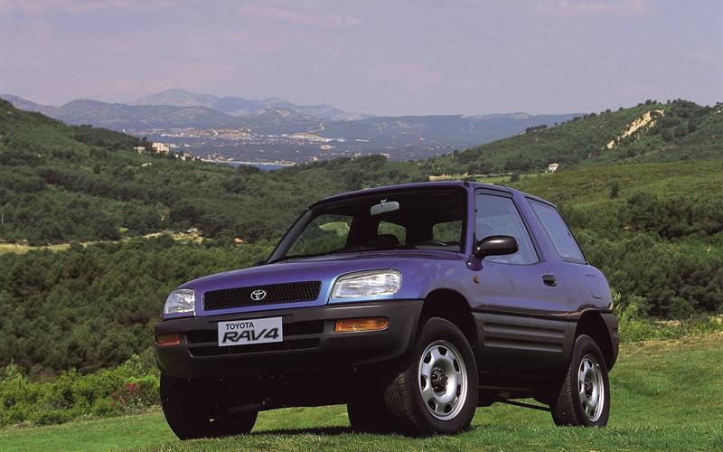 1994 – Toyota RAV4