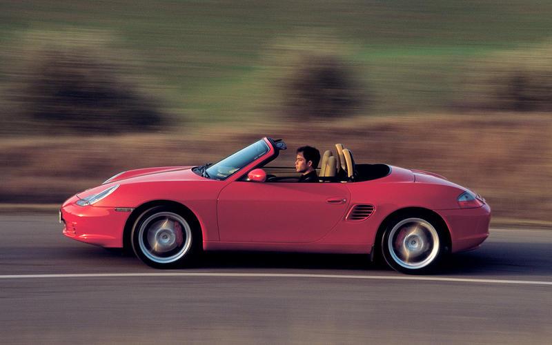 1996: Porsche Boxster