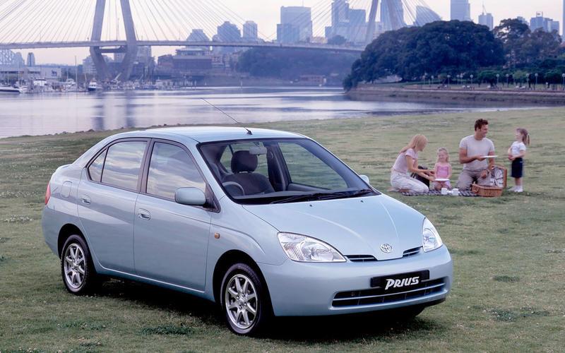 1997: Toyota Prius