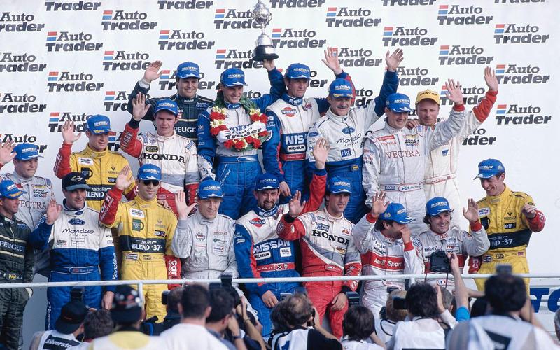 1998: Big names flock to the BTCC