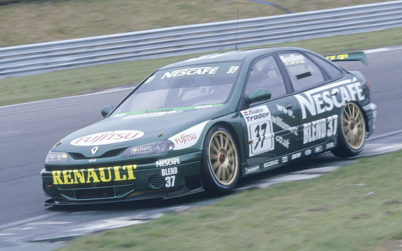 1999: Boullion goes from F1 to tin-tops
