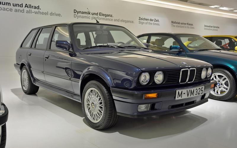 3 Series Touring (1987)