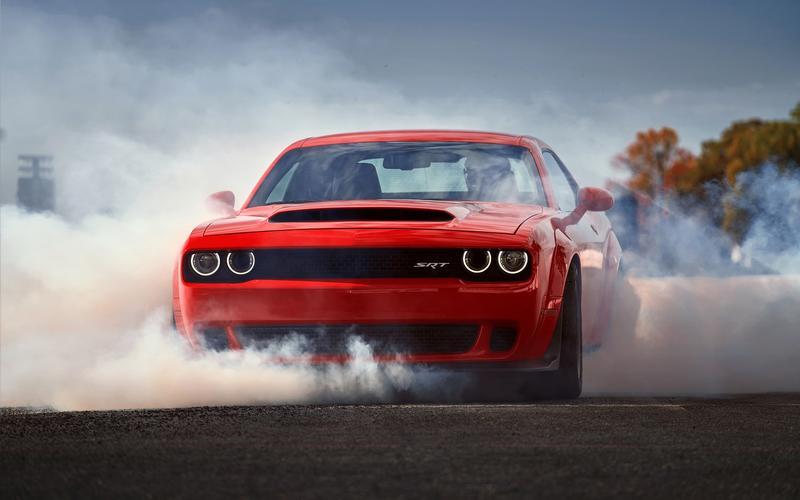 Dodge Challenger Demon (2017)
