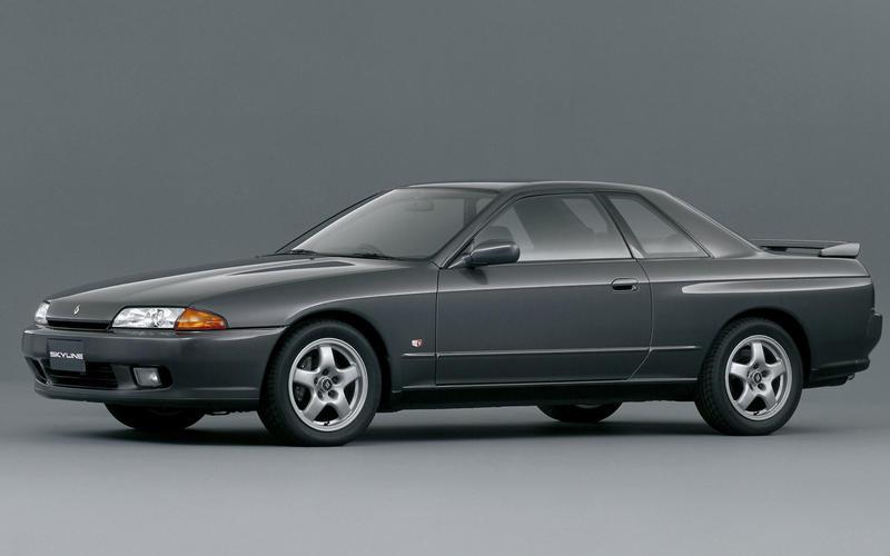 Nissan Skyline GT-R R32 (1989-1994)