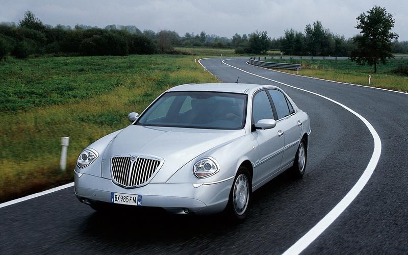 Lancia Thesis (2001)